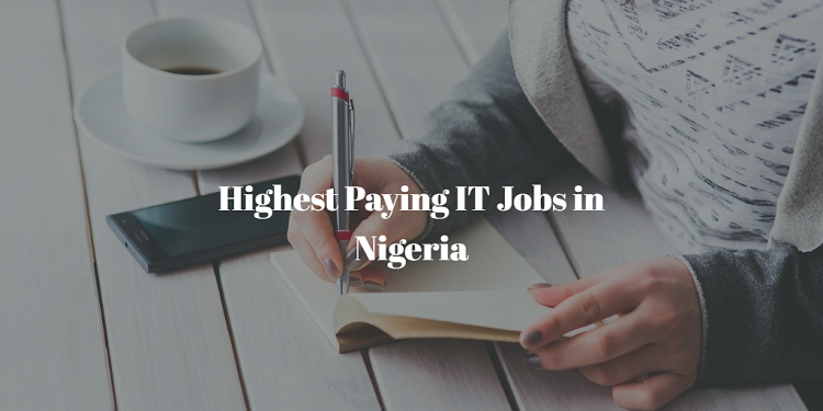 most paying it jobs in nigeria