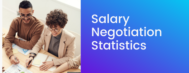 salary negotiation statistics to help you get higher raise
